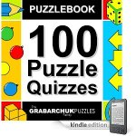 100 Puzzle Quizzes for the Kindle!